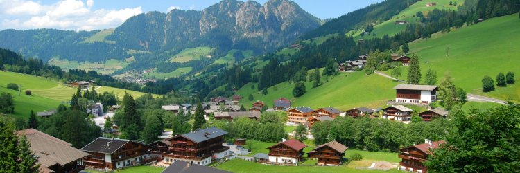 Urlaub Alpbach