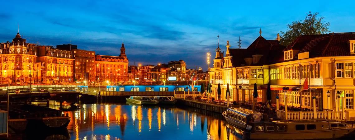 Urlaub Amsterdam