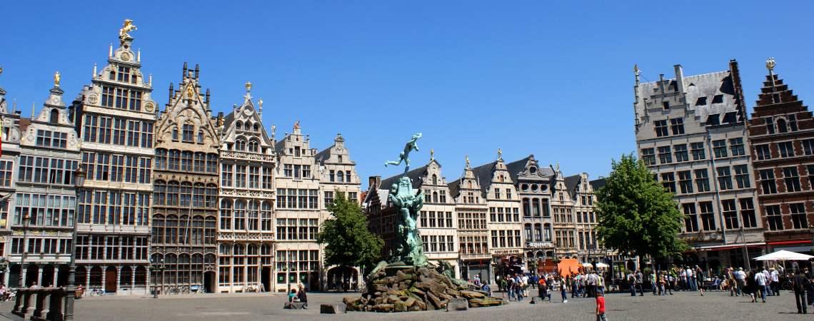 Urlaub Antwerpen