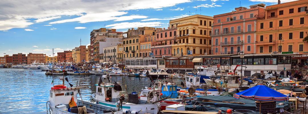 Urlaub Anzio