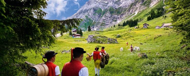 Urlaub Appenzellerland