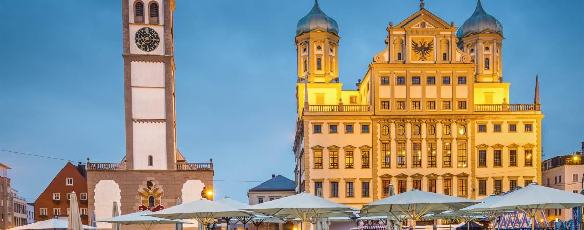 Urlaub Augsburg