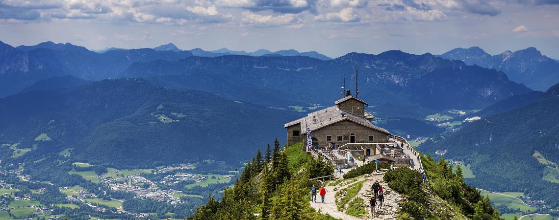 Urlaub Bayerische Alpen