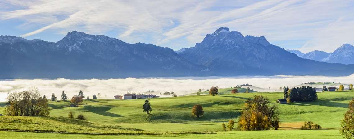 Urlaub Bayern