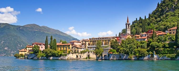 Urlaub Bellagio