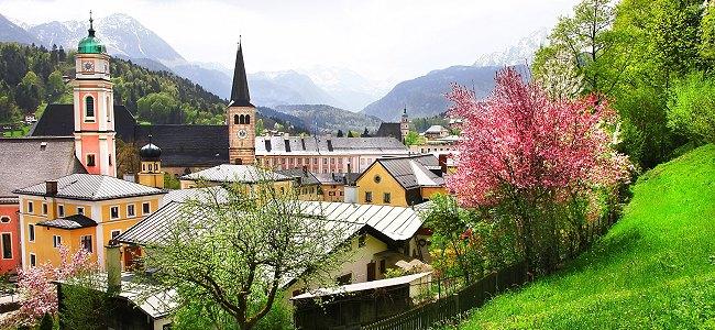 Urlaub Berchtesgaden
