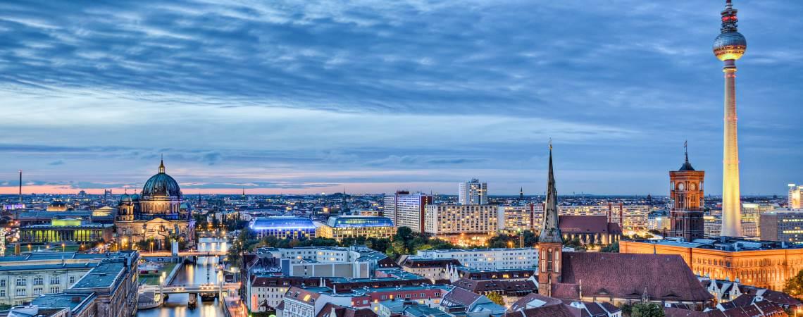 Urlaub Berlin
