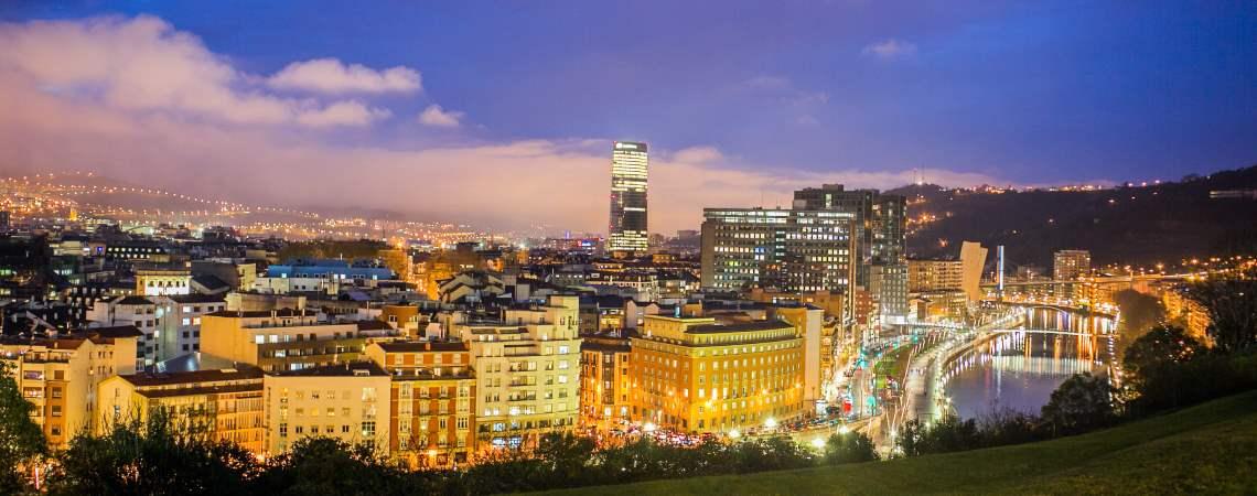 Urlaub Bilbao