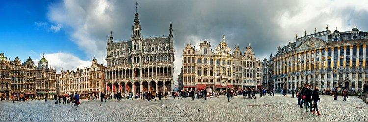 Urlaub Brüssel