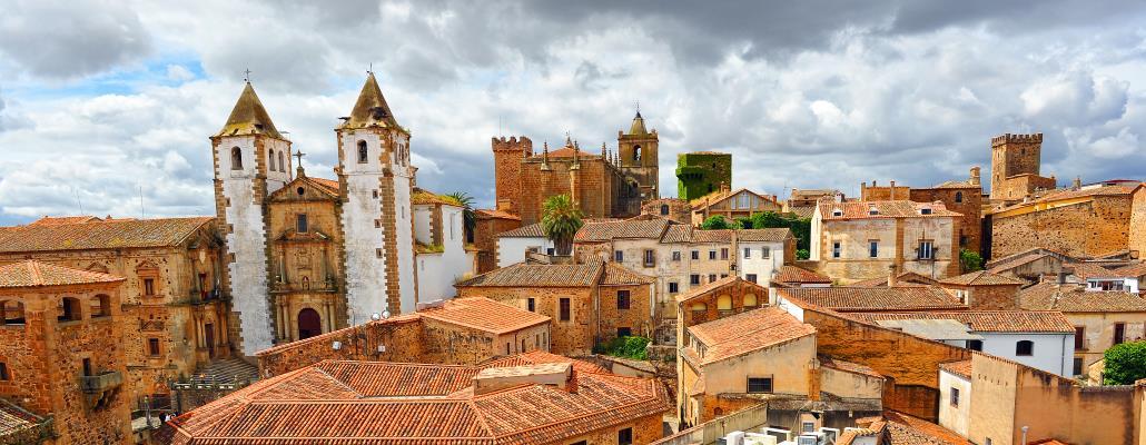 Urlaub Cáceres