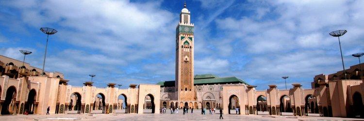 Urlaub Casablanca