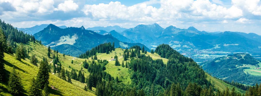 Urlaub Chiemgau