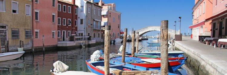 Urlaub Chioggia