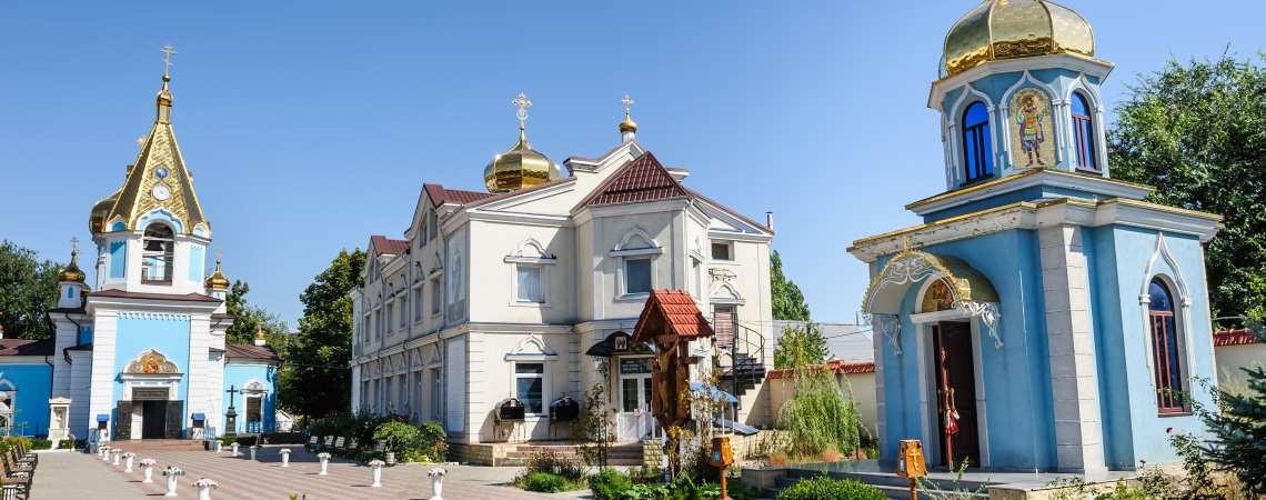 Urlaub Chisinau