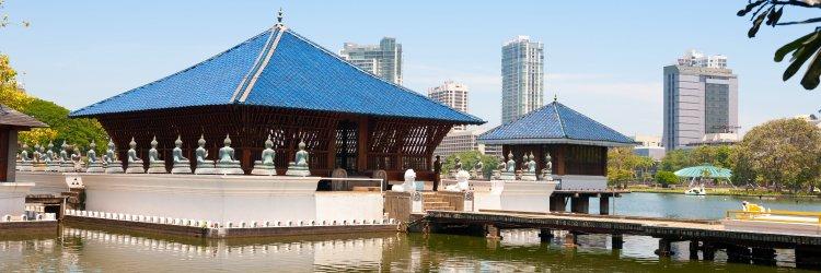 Urlaub Colombo