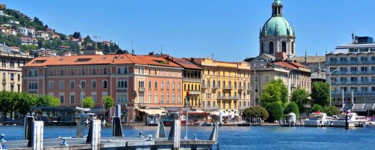 Urlaub Como