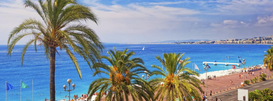 Urlaub Côte d'Azur