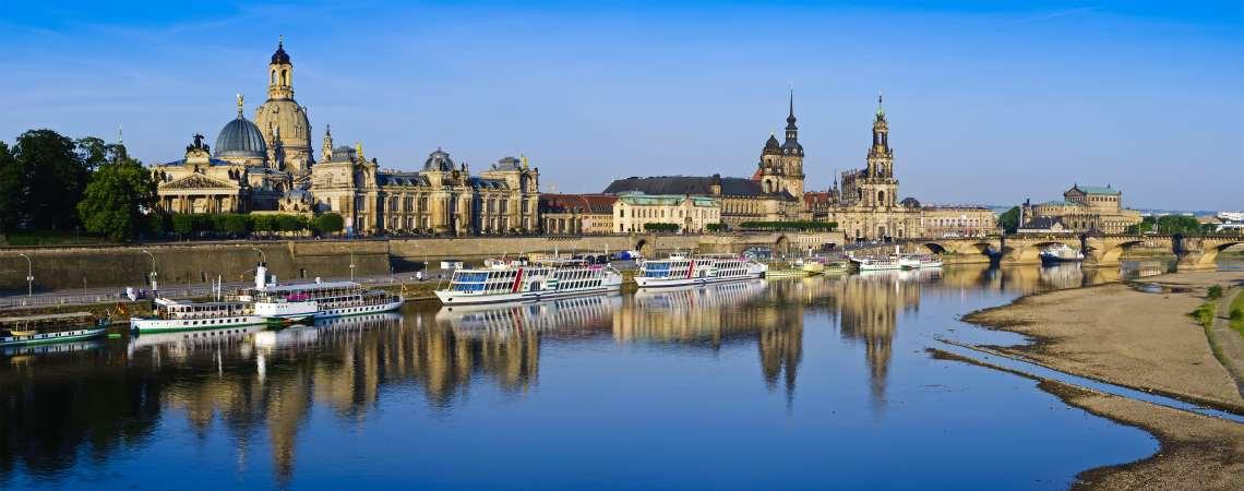 Urlaub Dresden