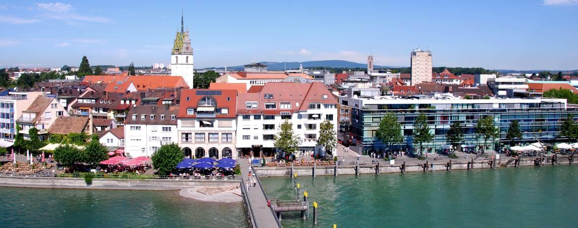 Urlaub Friedrichshafen