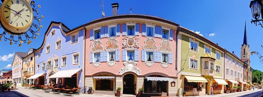 Urlaub Garmisch-Partenkirchen