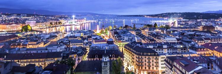 Urlaub Genf