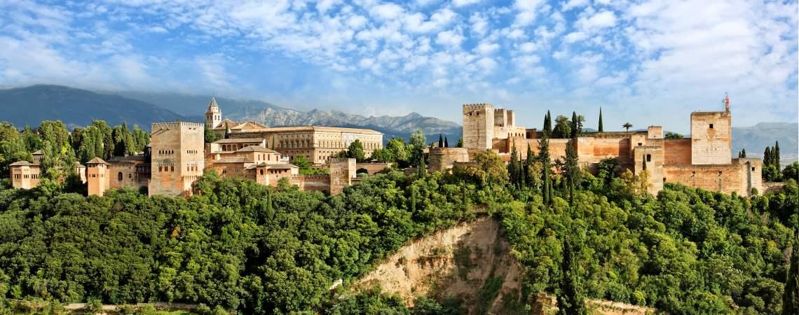 Urlaub Granada