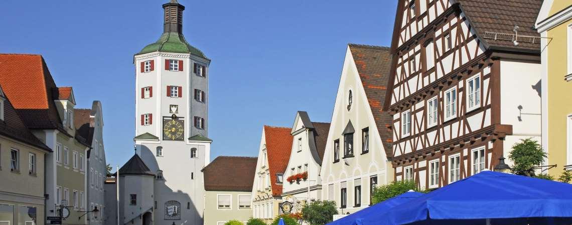 Urlaub Günzburg