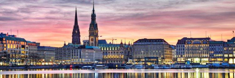 Urlaub Hamburg