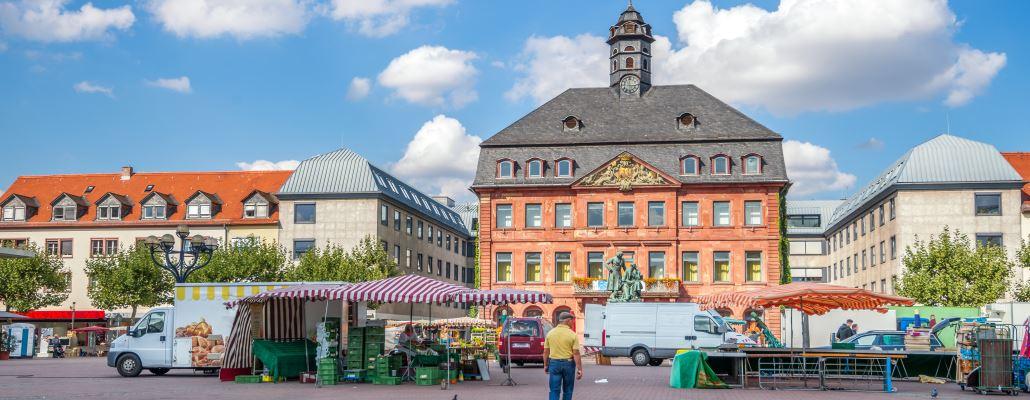 Urlaub Hanau am Main