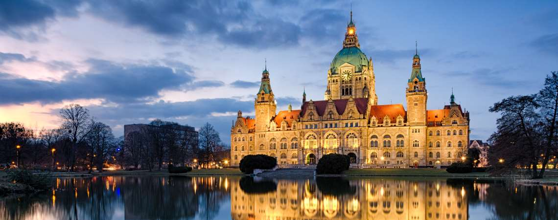 Urlaub Hannover