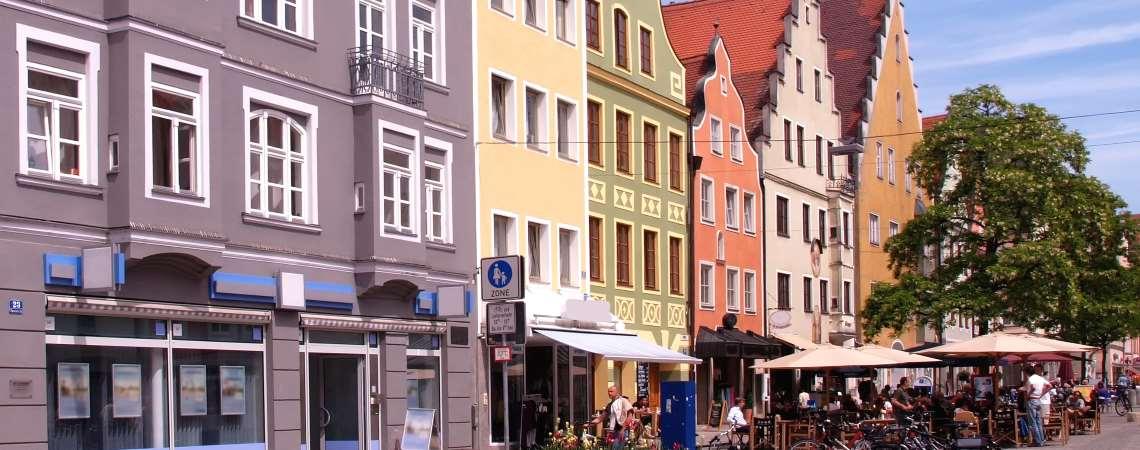 Urlaub Ingolstadt