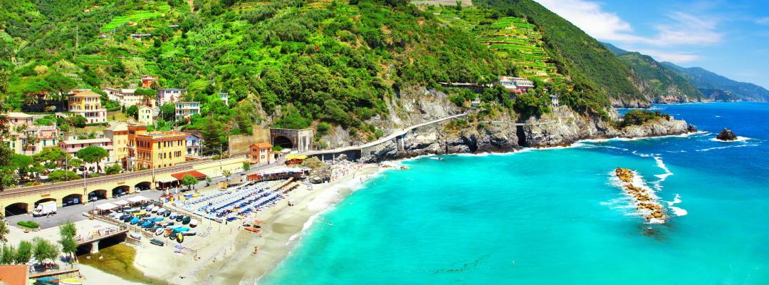 Urlaub Italienische Riviera
