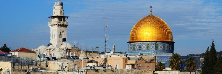 Urlaub Jerusalem