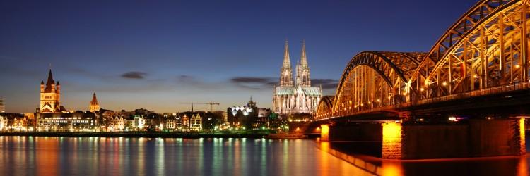 Urlaub Köln