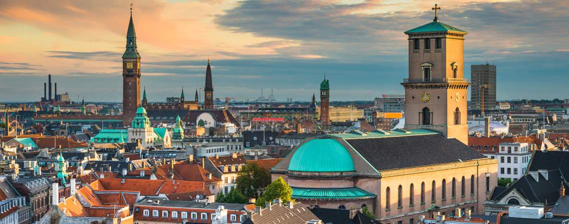 Urlaub Kopenhagen