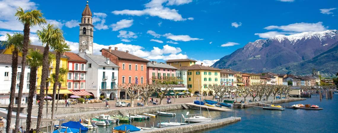 Urlaub Lago Maggiore