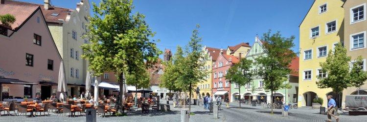 Urlaub Landshut