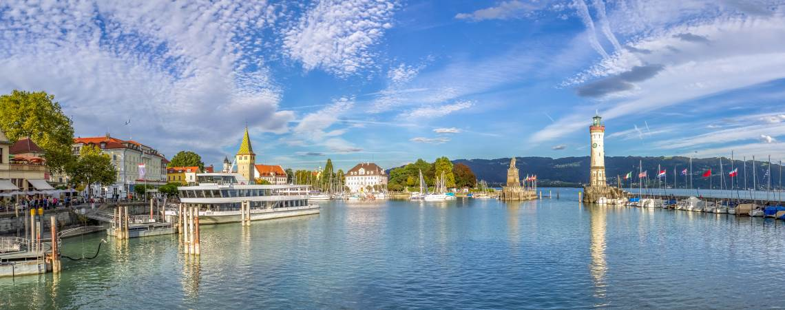 Urlaub Lindau am Bodensee