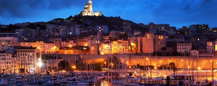 Urlaub Marseille