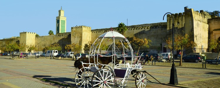 Urlaub Meknes