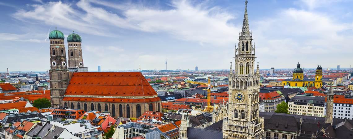 Urlaub München