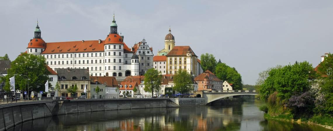 Urlaub Neuburg an der Donau