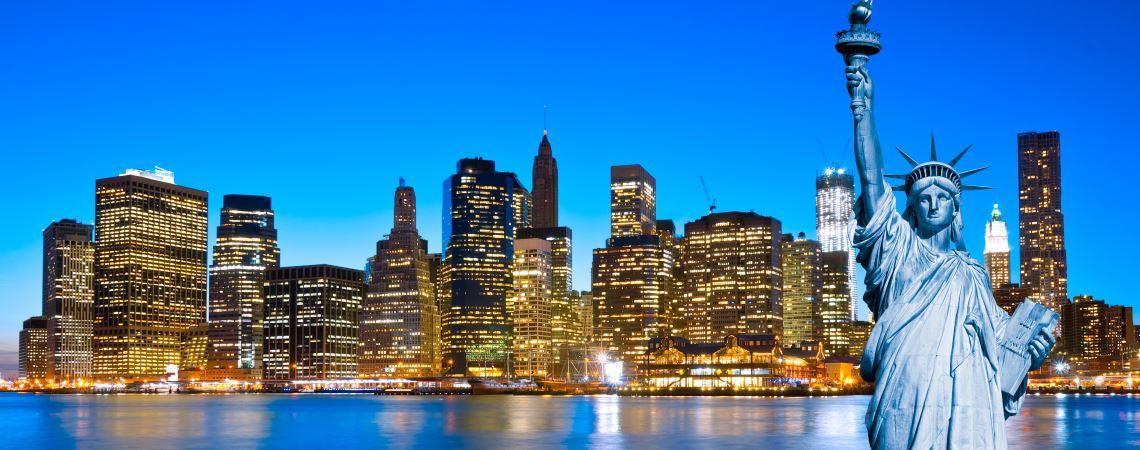 Urlaub New York