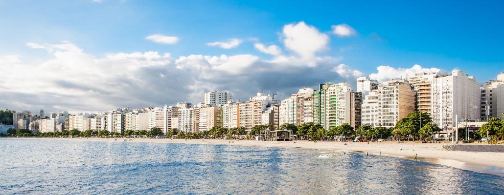Urlaub Niterói