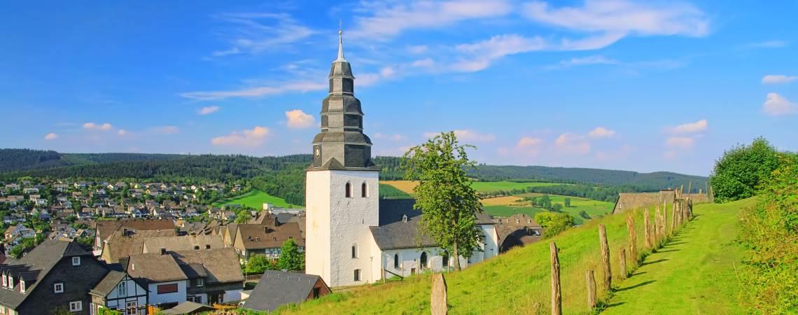 Urlaub Nordrhein-Westfalen