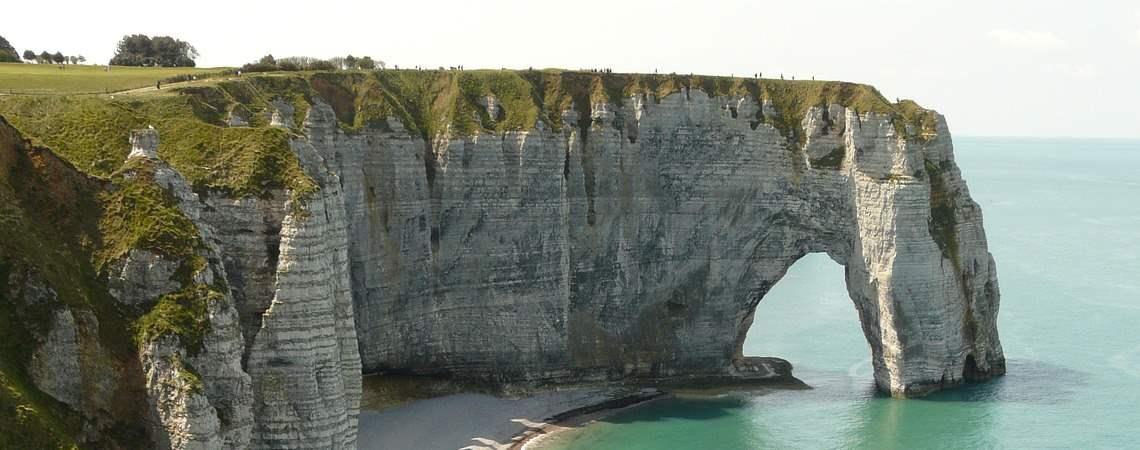 Urlaub Normandie