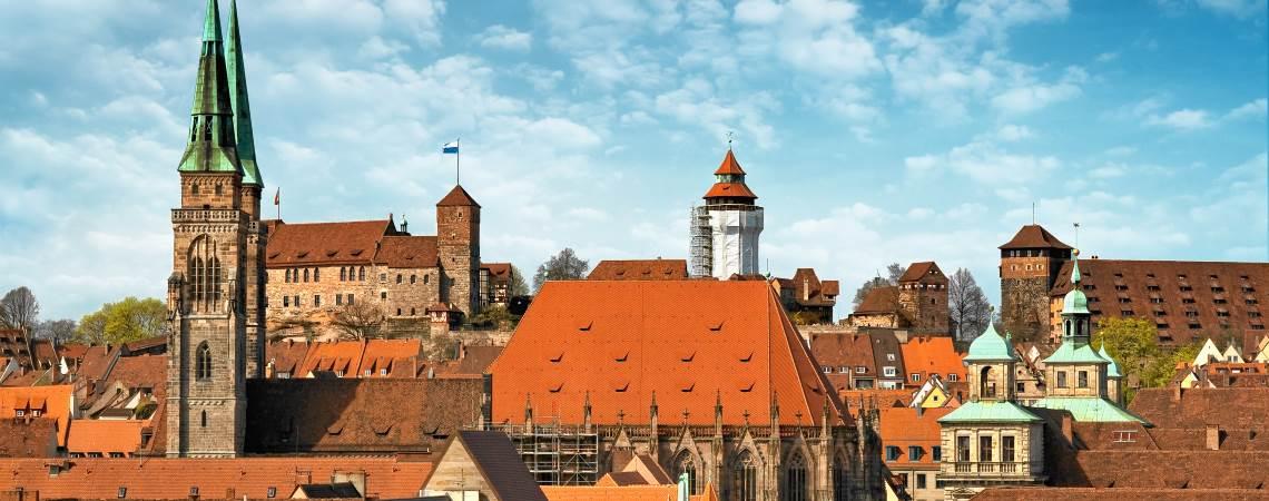 Urlaub Nürnberg
