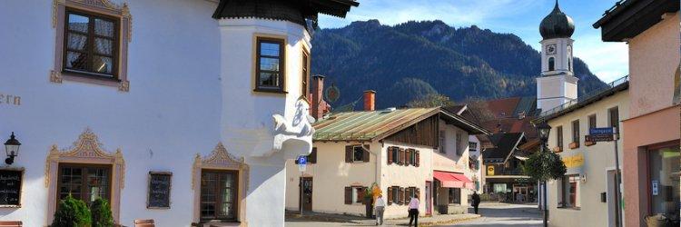 Urlaub Oberammergau