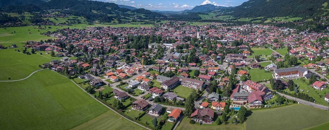 Urlaub Oberstdorf