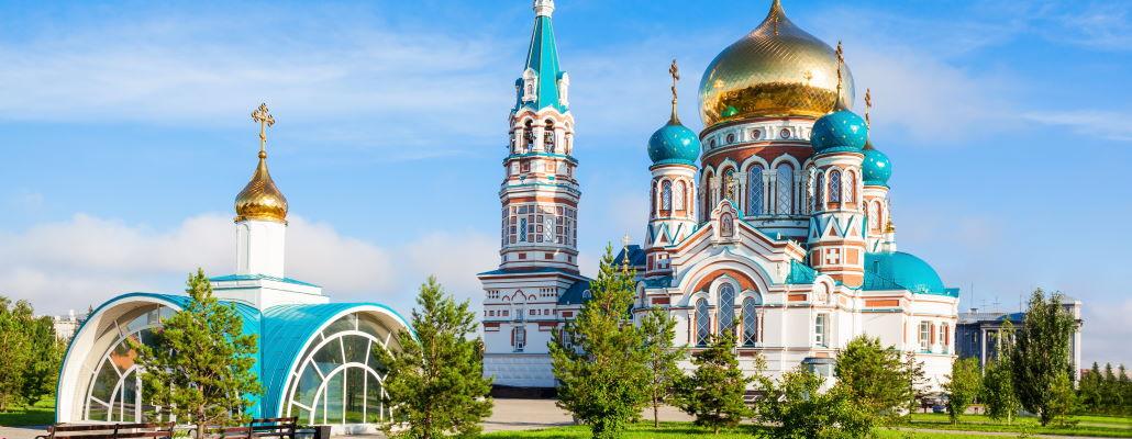 Urlaub Omsk